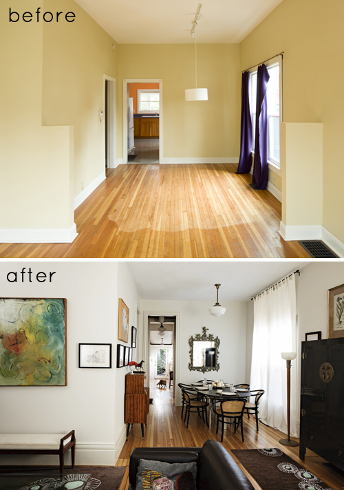 10 Awesome Dining Room Transformations – Design*Sponge