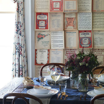 Thanksgiving Table: House of Brinson