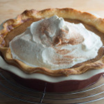 in the kitchen with: nicole hunn's gluten-free sweet potato pie