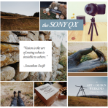 D*S GIVEAWAY: SONY QX LENS STYLE CAMERA