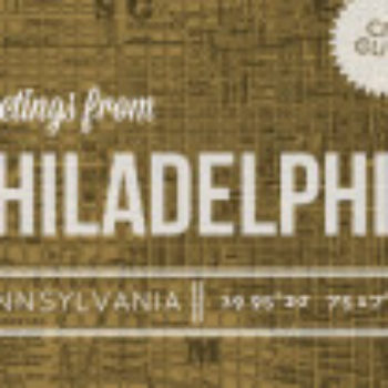 philadelphia guide {UPDATE}