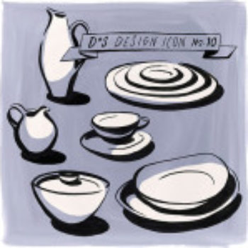 Design Icon: Eva Zeisel Museum Dinner Service