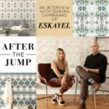 After the Jump: Interview with Shanan Campanaro of Eskayel