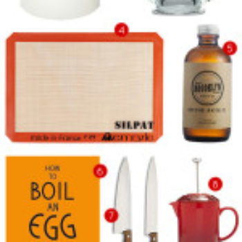 Gift Guide 2013: Kitchen Tools for The Home Cook