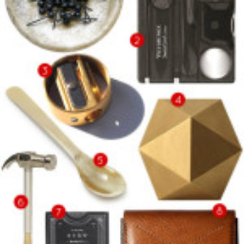 Gift Guide 2013: Stocking Stuffers and Pocket-Sized Gifts