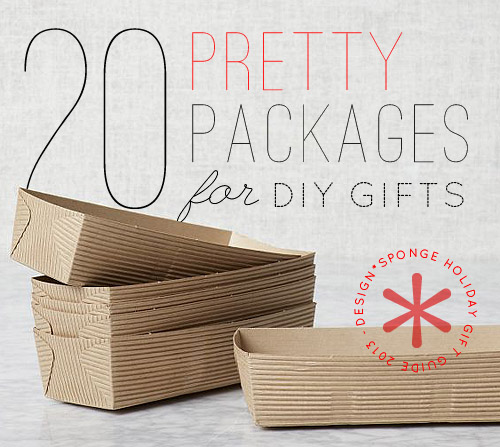 Gift guide 2013 packages boxes and tins for diy gifts designsponge prettypackagesheader solutioingenieria Gallery