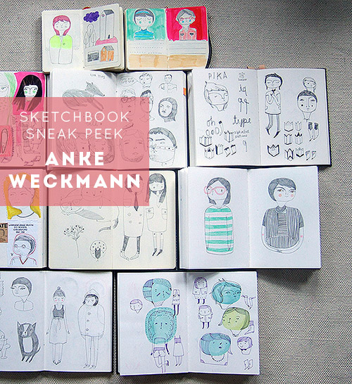 anke_weckman_sketchbook