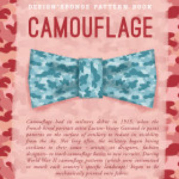 D*S Pattern Book: Camouflage