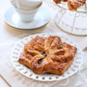 In The Kitchen With: Lucy Parissi's Quick Danishes