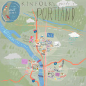 24 Hours in Portland with Kinfolk Magazine