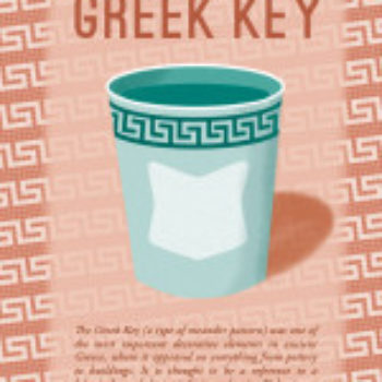D*S Pattern Book: Greek Key