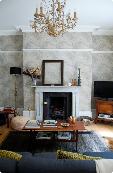 15 Ways To Style A Mantel Design Sponge