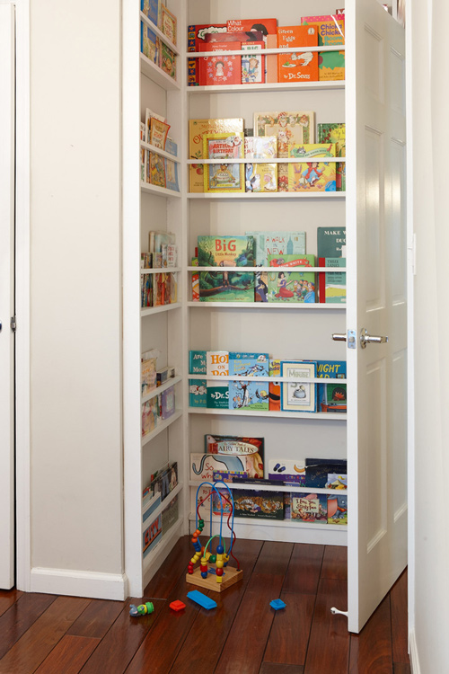 52 brilliant ideas for organizing your home – design*sponge Storage Ideas Cupboard