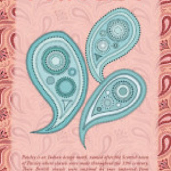 D*S Pattern Book: Paisley