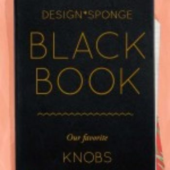 Design*Sponge Black Book: Knobs