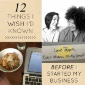 Best of the Web + 12 Things I Wish I'd Known When I Started My Business