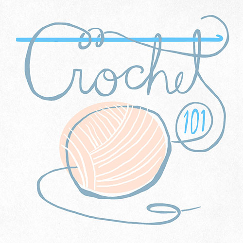 Design*Sponge / How To Crochet: The Basics