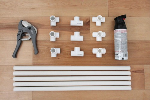 pipe + leather wine rack 01