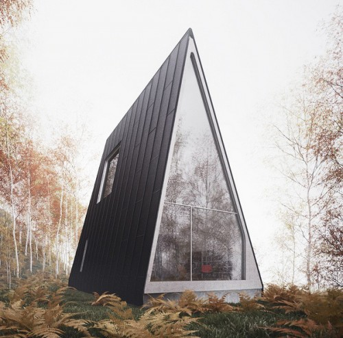 vacation-house-plans-a-frame-forest-house-1