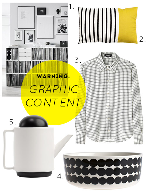 Design*Sponge   A look at this year's graphic trend