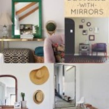 35 Ways to Decorate with Mirrors