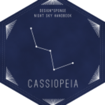 Night Sky Handbook: Cassiopeia