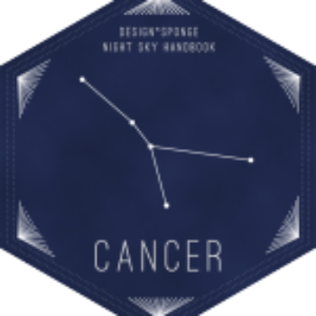 Night Sky Handbook: Cancer