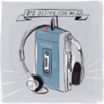 Design Icon: Sony Walkman