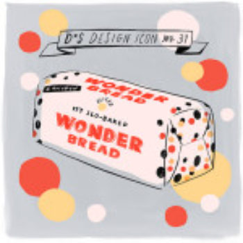 Design Icon: Wonder Bread
