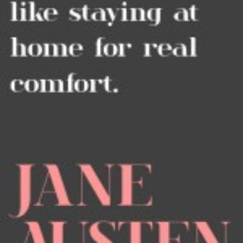 Wise Words from Jane Austen