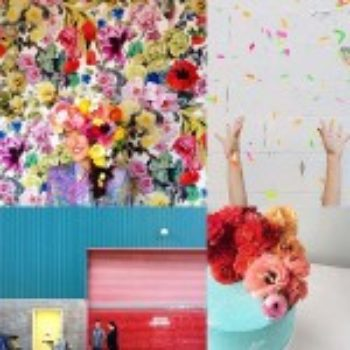 20 Multi-Color Images to Inspire Color at Home