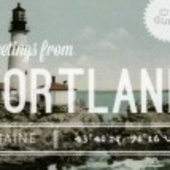 Portland, ME City Guide {UPDATE}