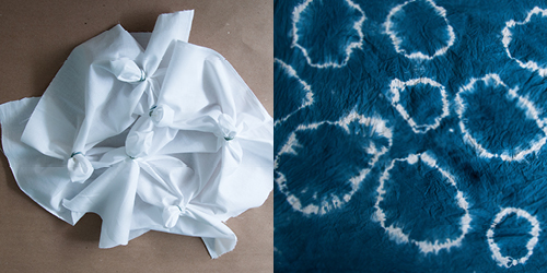 Diy Shibori Designs 4 Ways Design Sponge