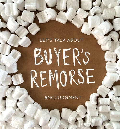 Buyers Remorse Car >> What Is Your Biggest Buyer S Remorse Design Sponge