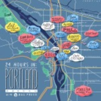 24 Hours in Portland, OR with Egg Press