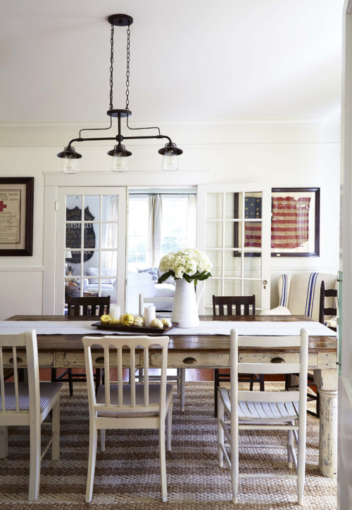 A Cottage With Plenty Of Southern Charm Design Sponge