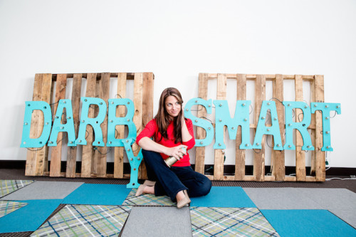 Biz Ladies Profile: Nicole Shariat Farb of Darby Smart