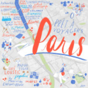 24 Hours in Paris with Anne Ditmeyer of Pret a Voyager