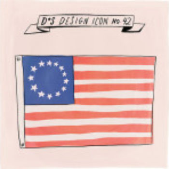 Design Icon: The American Flag