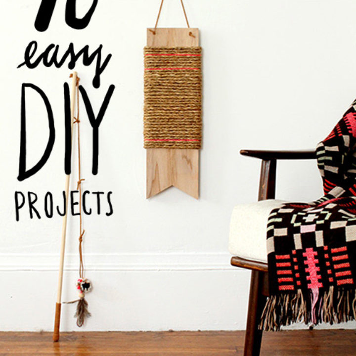10 Easy DIYs for Summer