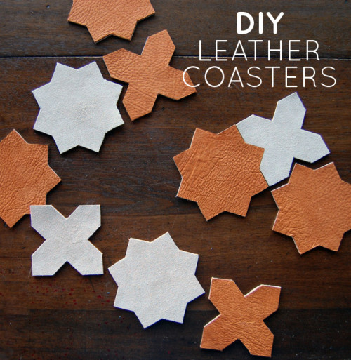 Diy 101 Leather Projects Design Sponge