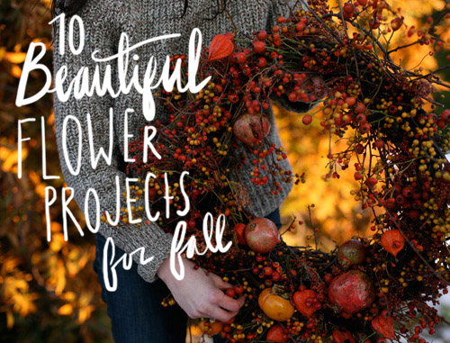 flower_projects_for_fall