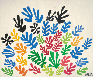 The Sheaf, 1953. Collection University of California, Los Angeles. Hammer Museum. Photograph: Succession H. Matisse / Artists Rights Society (ARS), New York