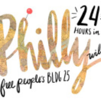 24 Hours in Philly with Free People's BLDG 25