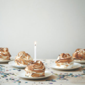 In the Kitchen With: Baked's Baked Alaska Meringues