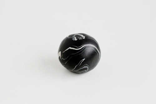 Black Marble Candle Holder Step 4c