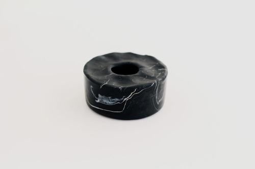 Black Marble Candle Holder step 8