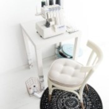 DIY Project: Marbled Table Legs