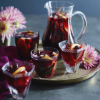Amarena Cherry Sangria from Gaby Dalkin
