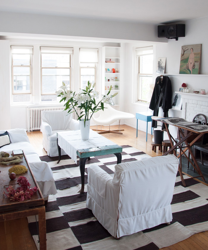 At Home with Maira Kalman – Design*Sponge